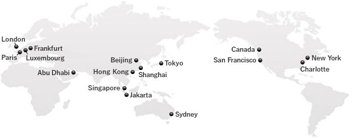 Overseas Network | SMBC Nikko Securities Inc
